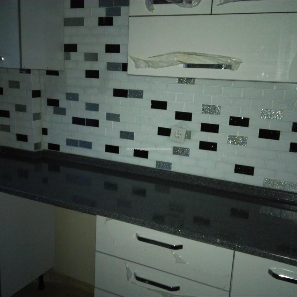 Mutfak dolabı ve tezgah arası (7)