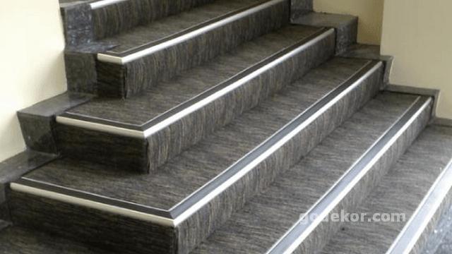 granit merdiven basamağı