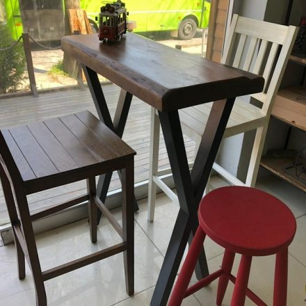 Bar Mutfak Masa Modeli