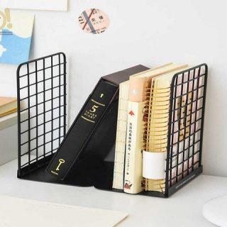 Dekoratif Masaüstü Dergilik ve Kitaplık