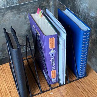 Masaüstü Dergilik Gazetelik, Büyük (Kalın) Kitaplık, Plaklık, Oyun CD Saklama Organizeri